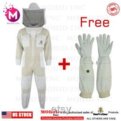 3 Layer Ultra Ventilated Round Suit