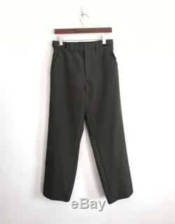 A.P.C Size 1 Hiver 2000 Nylon Streched Waist Strap Adjustable Jeans Waist 28-32 x43 Comme des Gar ons Issey Miyake Yohji