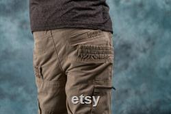 Ether Trousers Men Goa Pants Tribal Clothing Mens Hippie Clothing Festival Clothing Psy Wear Earthy Psychedelic Clothing Psy Clothing Psy