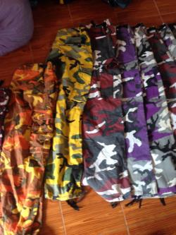 Free shipping Lot vintage USA Military us Army camoflage war soldier 10 piece
