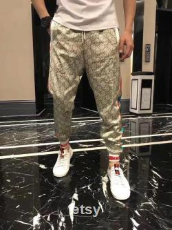 G ucci Spring Summer 19SS Men's Trousers