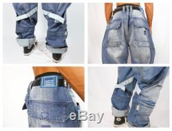 Girbaud Jeans Mens Jeans 90s Pants 90s Jeans Fubu Cross Colours Cyber Ghetto Vaporwave Denim Pants Baggy Jeans Hip Hop Pants