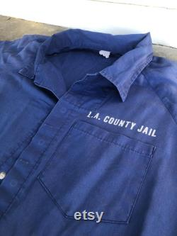 Jail coveralls