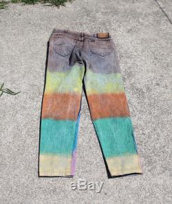 Lee Hand dyed Jeans size-34 36