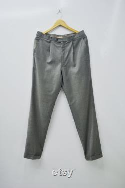 Moschino Pants Moschino Work Pants W33 Vintage Moschino Normal but Formal Trousers Moschino Vintage Casual Men's Suit Pants Jeans