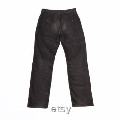 Nepenthes Double knee corduroy pants