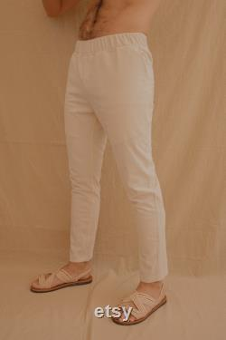 Regular Cotton Pants Ethically Made In Mexico