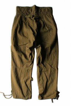 Russian military patchwork pants Soviet patched military olive navy 261