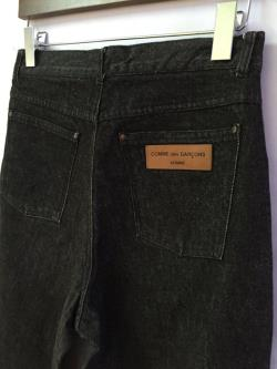 Sale 25 COMME des GARCONS Homme Rare Size 30 CDG Jeans Yohji Yamamoto Issey Miyake