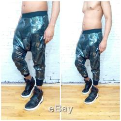 Sequin printed Camo printed Pant jogger Sequin jogger