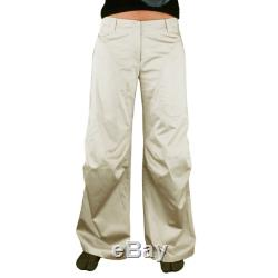 The General pleated pants