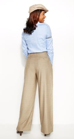 The Parker Trouser by Prohibition Clothing