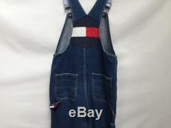 Tommy Hilfiger Embroidered Dungarees