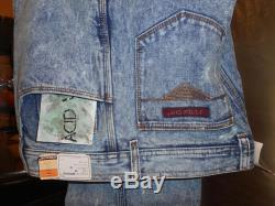 Vintage Blue Jeans Late 70's Or Early 80 s by JORDACHE Nevetr Worn, Still With All Tags On