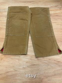 Vintage Carhartt Insulated Union Made Work Wear Overalls