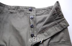 Vintage European Military Filed Trousers circa the 80's
