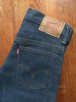 Vintage Levi's 1970's 70s Student Fit Deadstock Never Worn W26