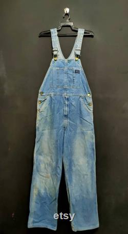 Vintage Levis Overall Size 34