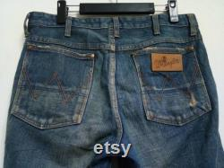 Vintage Wrangler Blue Bell jeans mens sanforized pants