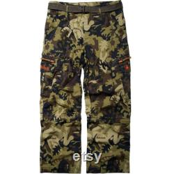 WATERPROOF, CAMOUFLAGE TROUSERS, contains images of naked ladies. All season water resistant trousers suitable for all outdoor pursuits