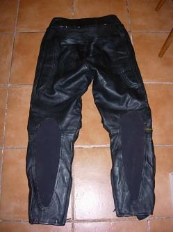 belstaff motorcycle leather trousers