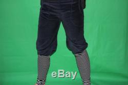 knickers Bloomers cord Pants with hooped cuffs cord pants