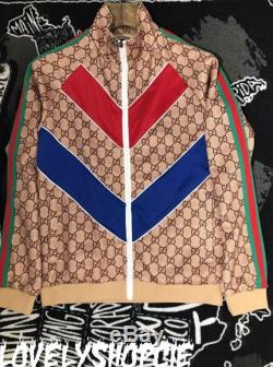 tracksuit inspired Gucci inspired sweater brown Unisex sweatshirt gucci jacket joggers Women's and man's cucci